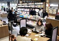 読書とドリンク楽しんで ワイプラザ新保・ブックカフェ開店 「コト消費」に戦略転換