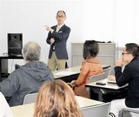 実践的な情報活用専門家が手法紹介 福井で講座