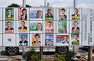勝山市議選告示、17人出馬選挙戦に