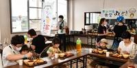 吉崎西別院で温か「子ども食堂」
