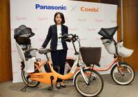 パナ、電動自転車の生産3割増強