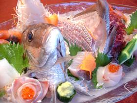 三国港で揚がる新鮮な幸を最高の技で生かした料理でおもてなし