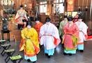 女性神職だけのひな祭り神事