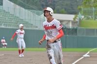 【写真】高校野球、高志ー北陸
