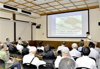 白山平泉寺の歴史最新調査交え講演 日本遺産記念し勝山で