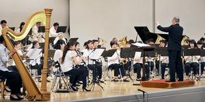 鯖江の吹奏楽団、2年ぶり…
