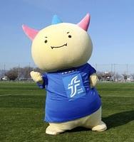 福井ユナイテッドFCに新加入したはぴりゅう