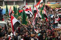 イラクでデモ隊に発砲15人死亡