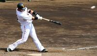 巨人・中田が2軍戦で2本塁打