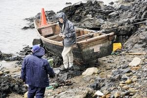 「漁船にまぎれ工作員が潜入も」
