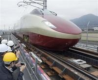 新幹線、北陸と長崎ルートに明暗?