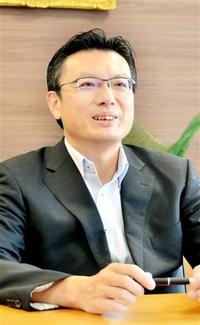 前田工繊(坂井市) 前田 尚宏新社長に聞く M&A、海外事業を強化 多角化へグループ連携