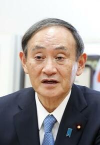 菅氏、秋の解散・総選挙に否定的