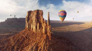 TDS空飛ぶ乗り物で世界…