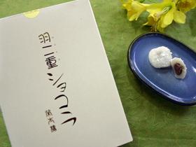 福井名産をはじめ、季節の和菓子・洋菓子がそろう