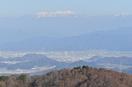 白山で地震100回超、山頂付近