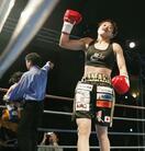 田舎町で異例のボクシング世界戦
