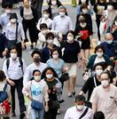 国内感染、新たに622人確認