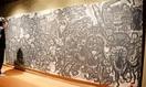 暗め色調、独特の世界観 故水上勉さん収集絵画展示…