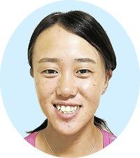 林(県スポ協)ユース代表 日本テニス協