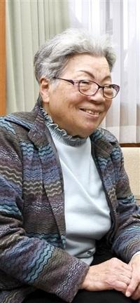外来患者寄り添い20年 赤十字病院ボランティア 長谷川さん 案内、受け付け補助… 78歳 活動に幕