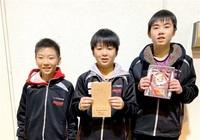 フェニックスク男女V 卓球北信越選手権