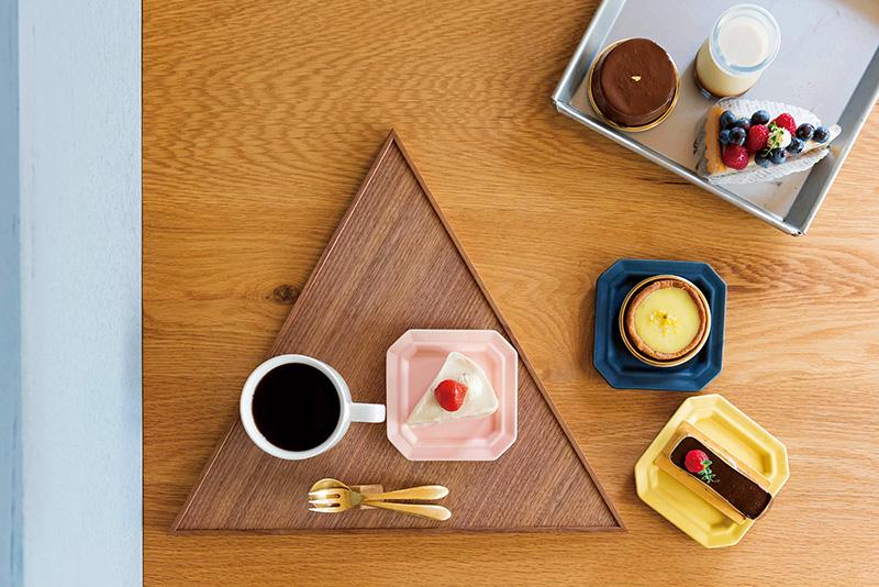 元パティシエが作る米粉の植物性のおやつと茶釜コーヒー