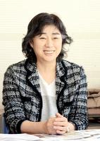 「ひきこもり支援では情報提供に徹してきた」と話す菊池会長=3月、秋田県藤里町
