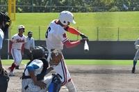 【写真】高校野球、北陸―美方