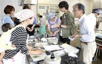 食育の祖に学び 栄養満点の料理 大野で教室、講演も