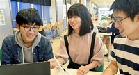 【大学生TIMES】福井工大編 海外から見た福井って? 学内留学生らにインタビュー