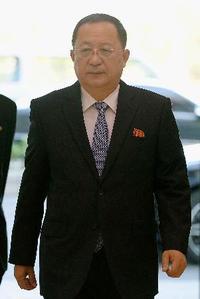 北朝鮮外相がNYへ出発