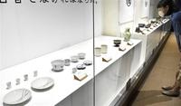 越前焼の近代化に焦点 県陶芸館特別展 多彩な絵、釉薬駆使