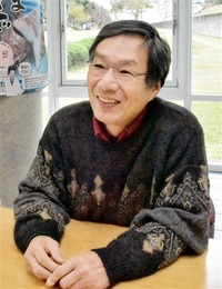 あわら・北潟湖の再生に取り組む協議会会長 青海忠久さん 変化は長い目で、試行錯誤続けたい 時の人ふくい