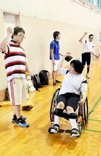 特別支援学校で運動部活動が活発化