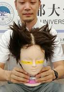 自然な髪形キープする成分を開発