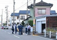 福井市の民家で強盗、現金奪い逃走 男が未明に侵入、家人押し倒す