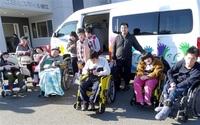 【福祉】坂井市のNPOに福祉車両