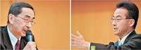 北陸新幹線と観光振興 激論 知事選ふくい 福井新聞政経懇話会から(中) 激動知事選_統一地方選ふくい