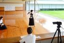 県弓道連盟、段級をビデオ撮影審査