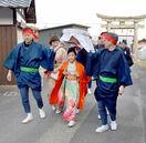 敦賀で「初午祭り」豊穣、息災願う