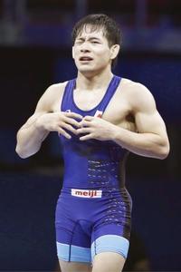 男子の高橋が銅メダル獲得