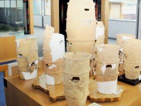 永平寺の傘松閣を再現した町の文化発信拠点
