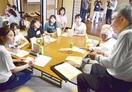 県立大生 高齢者と交流 永平寺町 看護学の一環…