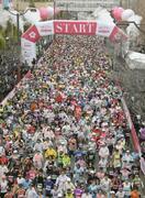 名古屋マラソンも一般参加抜きか