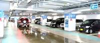 福井駅西口地下駐車場の収入好調