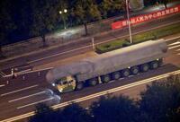 中国、最新ICBM公開か