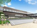北陸新幹線芦原温泉駅の工事開始発表