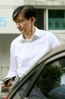 韓国法相親戚の男、逮捕状を請求