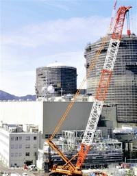 原子力政策 40年超判断が試金石 新時代への挑戦_杉本県政スタート(3)